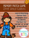 Root Word Memory Match Game