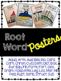 Root Word Posters