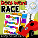 Root Word Race Board Game and Printable - DOLLAR DEAL