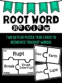 Root Word Review