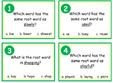 Root Word Scoot