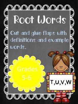 Root Word (TUV)
