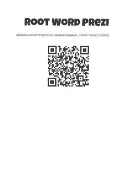 Root Words!!