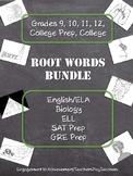 Root Words Bundle - Seven Weeks of Material!!!
