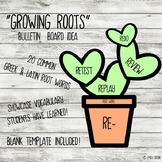 Root Words - Cactus Theme