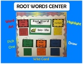 Root Words Center