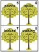 Root Words & Inflected Endings---Scoot! Game