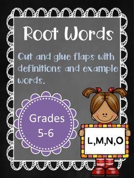 Root Words (LMNO)