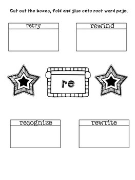 Root Words (PQRS)
