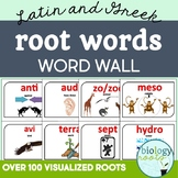 Root Words: Posters, Word Walls, & Handouts
