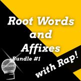 Root Words Prefixes Suffixes Worksheets & Activities, Reading Passages Bundle #1