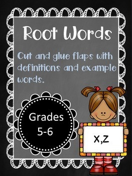 Root Words (XZ)