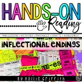 Root Words and Inflectional Endings L.1.4.c {Hands-on Reading}