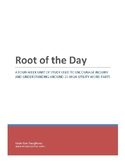 Root of the Day Unit