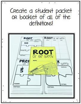 Root of the Week *Growing Bundle*