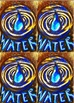 Rooted Elements Water Monkey Yoga Cards