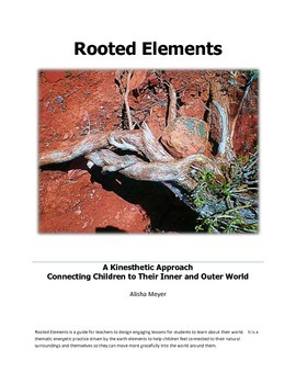 Rooted Elements plus over 100 Monkey Yoga Cards-  Everything In One