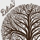 Rooted Tree ClipArt, Family Tree