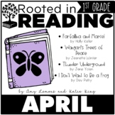 Rooted in Reading 1st Grade:  April Read Aloud Lesson Plan
