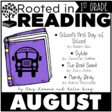 Rooted in Reading 1st Grade:  August Read Aloud Lesson Plans and Activities