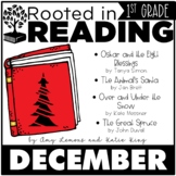 Rooted in Reading 1st Grade:  December Read Aloud Lesson Plans and Activities