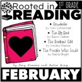 Rooted in Reading 1st Grade:  February Read Aloud Lesson P