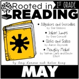 Rooted in Reading 1st Grade:  May Read Aloud Lessons and Activities