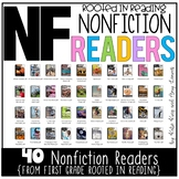 Rooted in Reading 1st Grade:  Nonfiction Readers