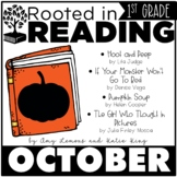 Rooted in Reading 1st Grade:  October Read Aloud Lesson Plans and Activities