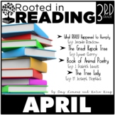 Rooted in Reading 3rd Grade:  April {Read Aloud Lessons an