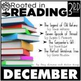 Rooted in Reading 3rd Grade:  December {Read Alouds with Lessons and Activities}