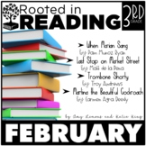 Rooted in Reading 3rd Grade:  February {Read Aloud Lessons