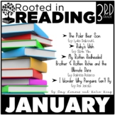 Rooted in Reading 3rd Grade:  January {Read Aloud Lessons