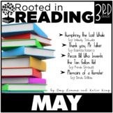 Rooted in Reading 3rd Grade:  May  {Read Aloud Lessons and Activities}