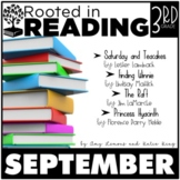 Rooted in Reading 3rd Grade:  September
