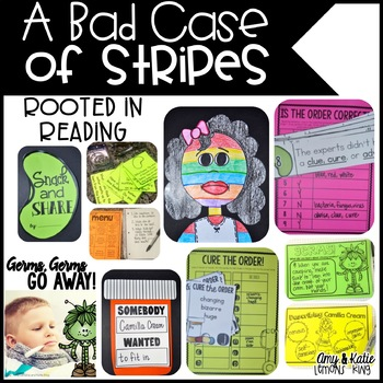 Rooted in Reading:  A Bad Case of Stripes