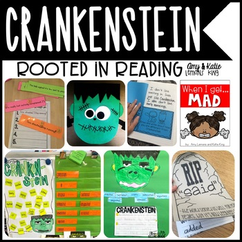 Rooted in Reading:  Crankenstein