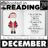 Rooted in Reading 2nd Grade December: Read Aloud Lesson and Activities