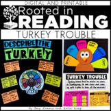 Rooted in Reading Digital and Printable: Turkey Trouble