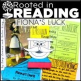 Rooted in Reading:  Fiona's Luck {Grades 2-3}