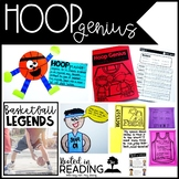 Rooted in Reading:  Hoop Genius
