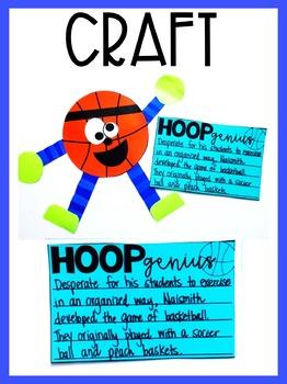 Rooted in Reading:  Hoop Genius