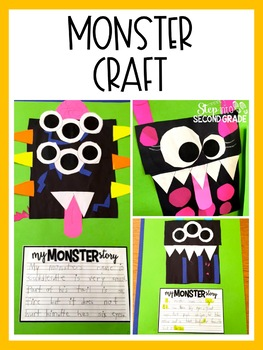 Rooted in Reading:  I Need My Monster