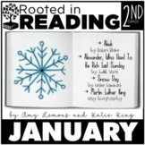 Rooted in Reading January:  Read Aloud Lessons and Activities