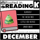Rooted in Reading Kindergarten December: Read Aloud Lessons and Activities