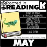 Rooted in Reading Kindergarten May: Read Aloud Lessons and Activities