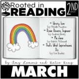 Rooted in Reading 2nd Grade March:  March Read Aloud Lessons and Activities