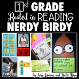 Rooted in Reading:  Nerdy Birdy