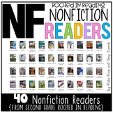 Rooted in Reading 2nd Grade:  Nonfiction Readers