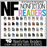 Rooted in Reading 3rd Grade:  Nonfiction Readers
